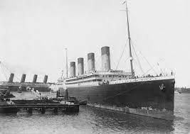 La storia della nave Olympic