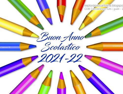 Un nuovo anno scolastico: si riparte!