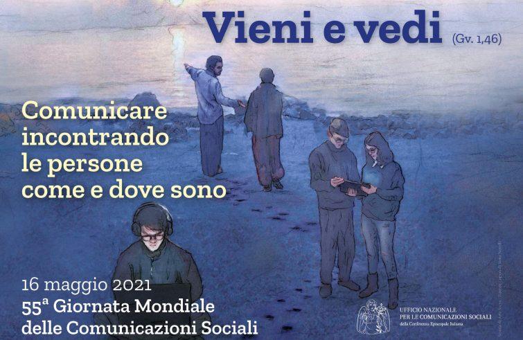 """Festival delle comunicazioni sociali: """"Dio ti incontra dove sei"""""""