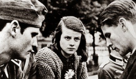 """Sophie Scholl e la sua """"Rosa Bianca"""" contro il nazismo"""