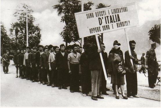 """Prima di essere fucilata, Cleonice gridò """"Viva l'Italia"""""""