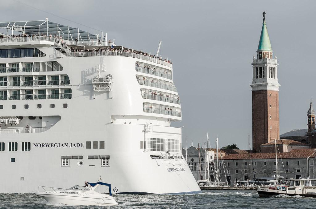 Grandi Navi e Venezia, storia di odio e amore