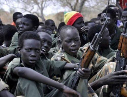 Bambini soldato, fenomeno brutale e ancora non debellato