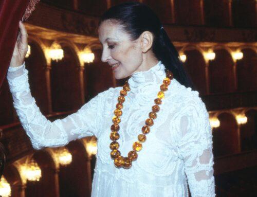 Addio a Carla Fracci, regina della danza