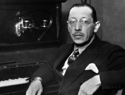 Omaggio a Stravinskij, amante della danza