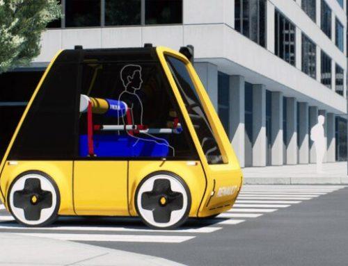 L'auto elettrica di Ikea da montare da soli