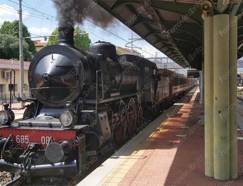 Da Firenze a Ravenna ecco il Treno di Dante