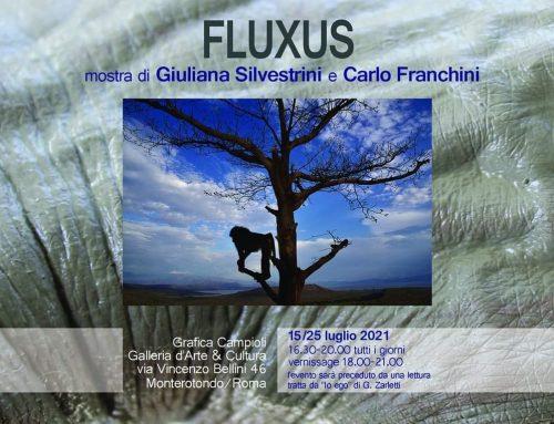 """""""Fluxus"""", mostra tra pittura, immagini, musica e letture"""