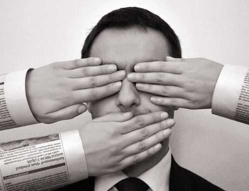 Ancora minacce: giornalisti nel mirino