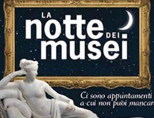 Notte europea dei musei: appuntamento da non perdere