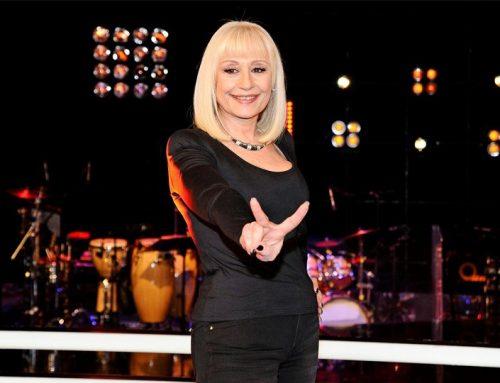Raffaella Carrà adesso balla tra le stelle