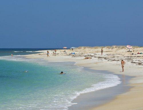 Benvenuti nel Sinis, Caraibi della Sardegna