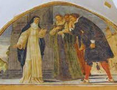 Il giallo della morte della Beata Colomba