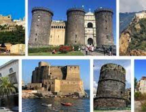 Napoli, la meravigliosa città dei sette Castelli