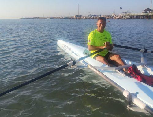 Con il Coastal Rowing sempre sulla cresta dell'onda