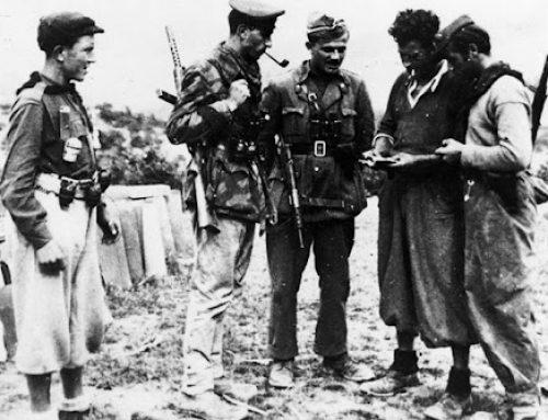 Luigi Fiorucci, l'ultimo partigiano della Brigata San Faustino
